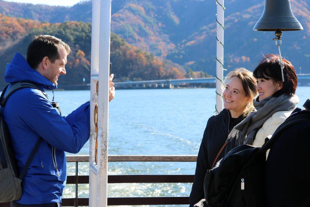 国際観光地「Lake Kawaguchi」