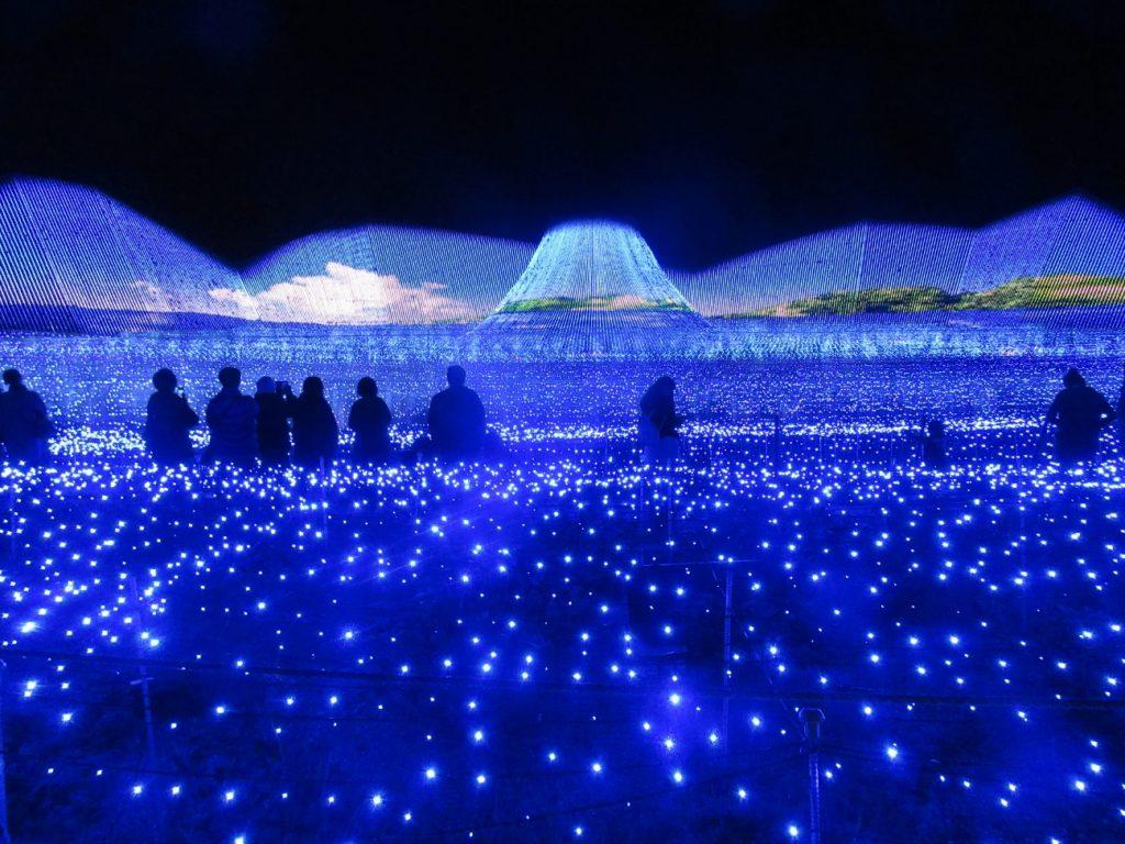 Nabana Christmas Lights 11