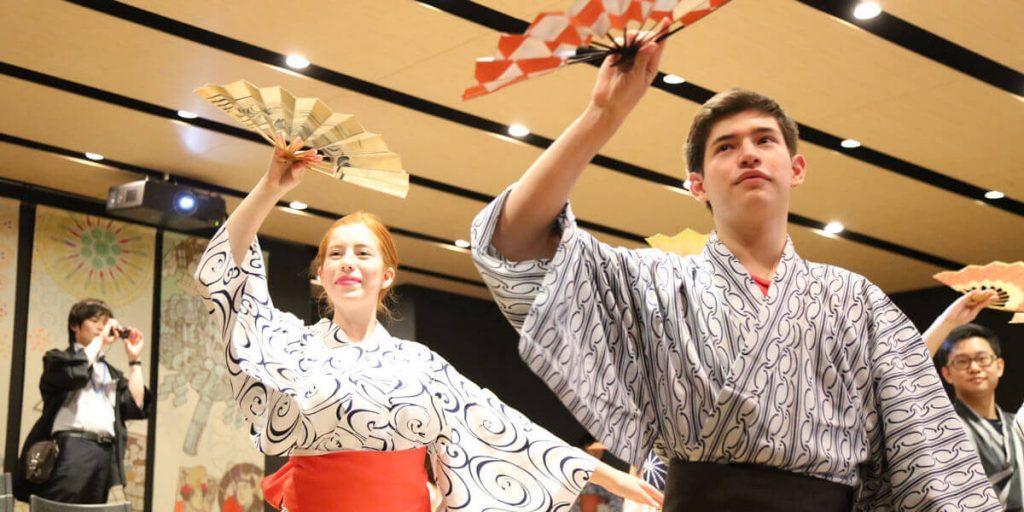 アーツカウンシル東京伝統文化事業HP、外国人向け伝統文化体験プログラム・日本舞踊
