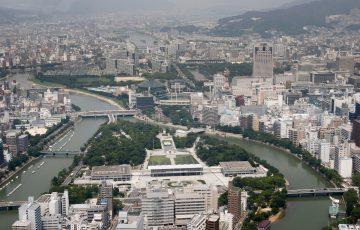 Hiroshima birdview 2006