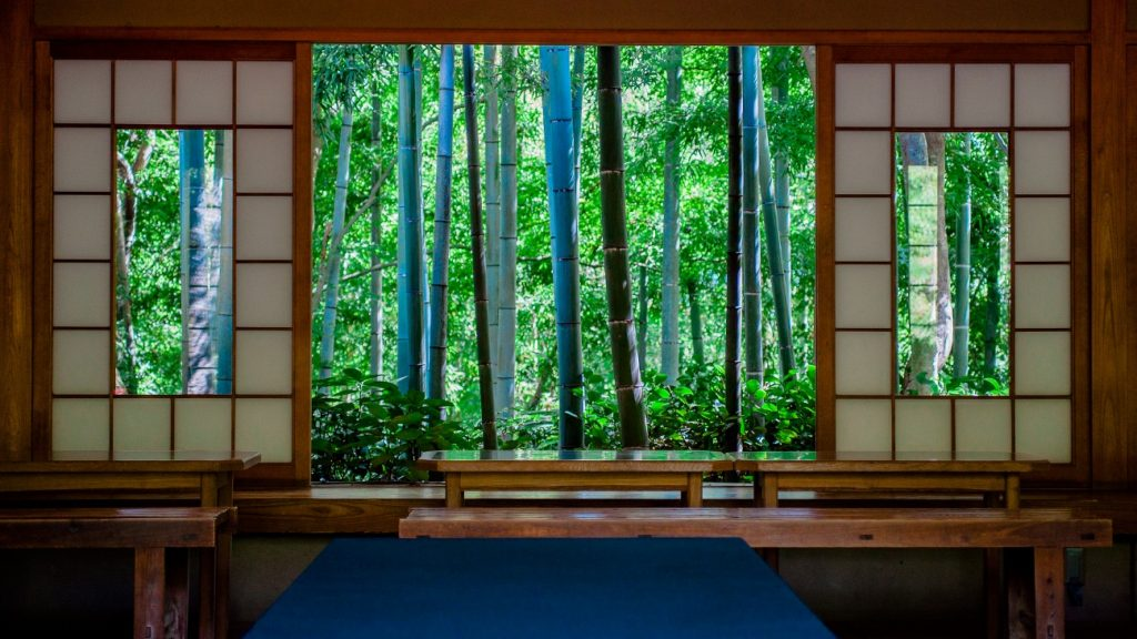 Okochi-Sanso(大河内山荘庭園)