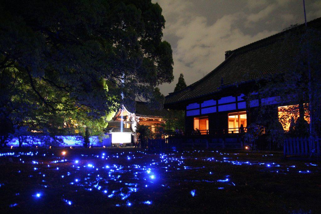 Shorenin Lightup at Kyoto