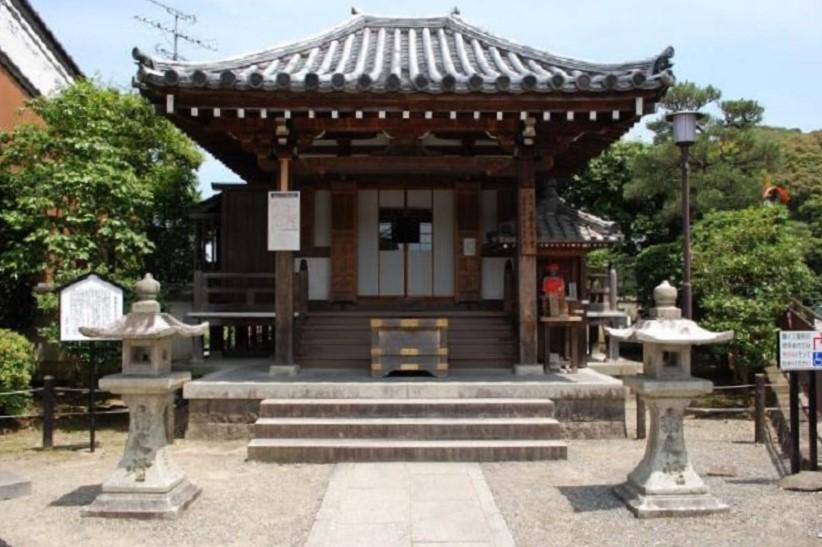 地蔵院善光寺堂