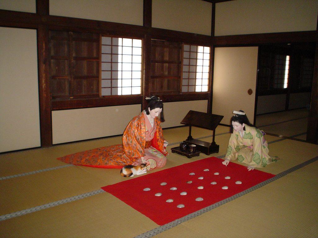Himeji Castle Scene