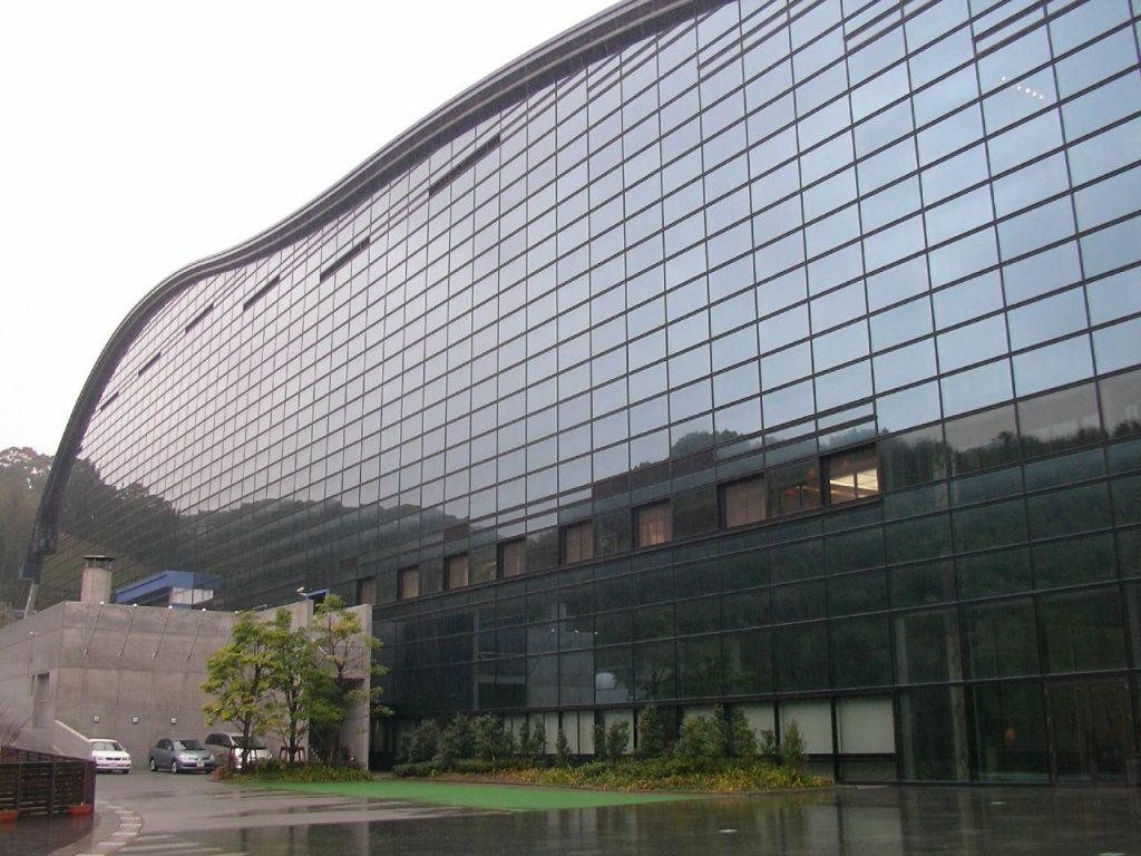 kyushu national museum 九州国立博物館