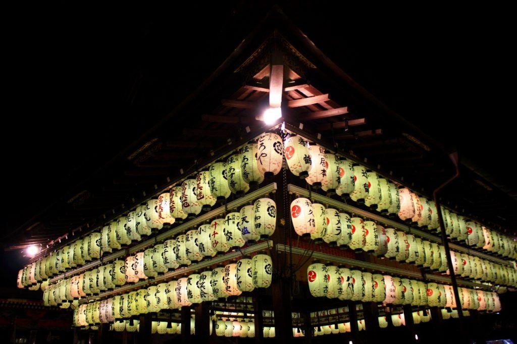 八坂神社@祇園(Yasaka Shrine, Japan)