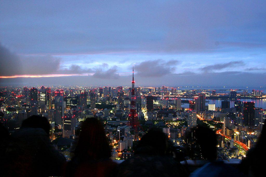 Tokyo Sunrise - 01