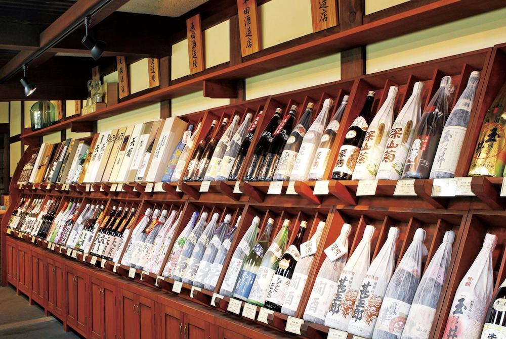 飛騨地酒蔵