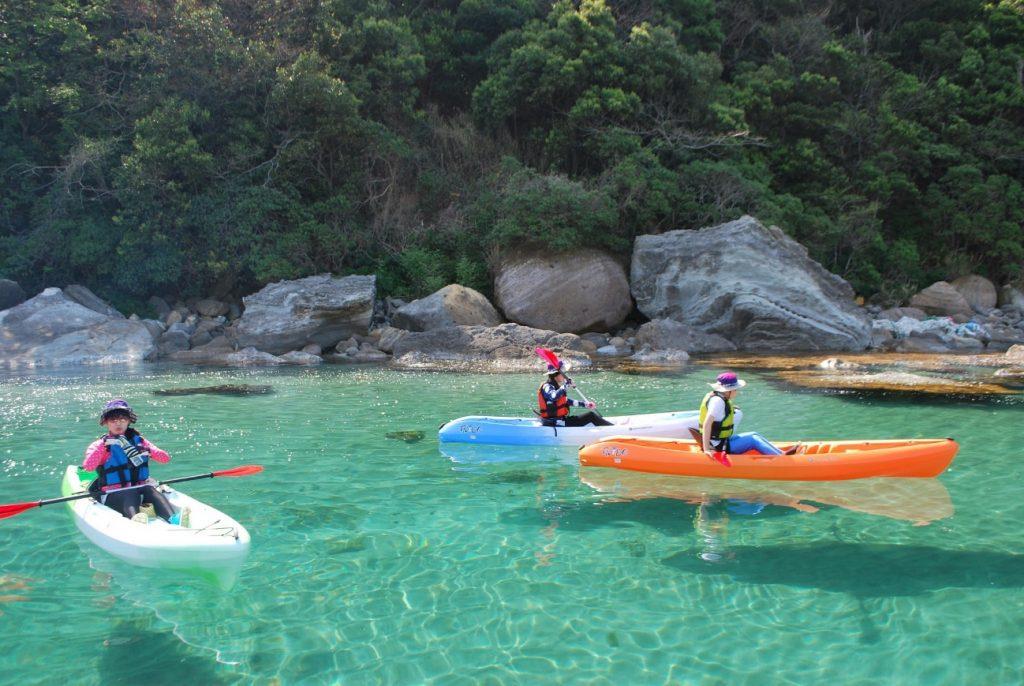 Takeno Sea Canoe