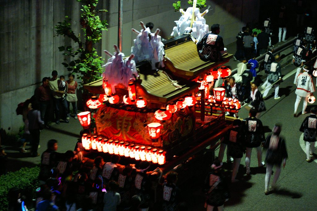 Danjiri (Parade Float)