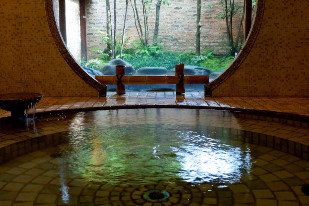 Fukuno-yu Hotspring Bath