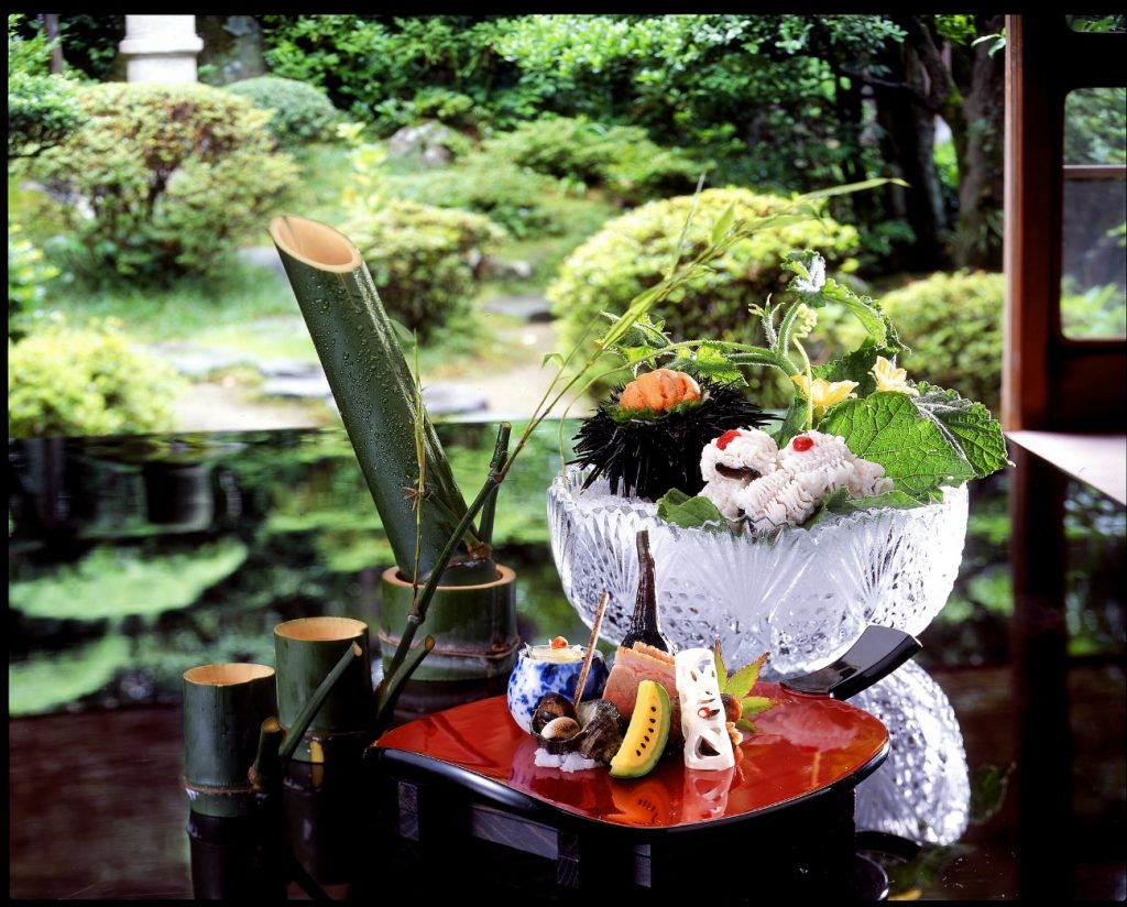 Seasonal Kaiseki