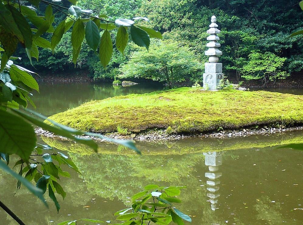 lantern island - Kinkakuji - do