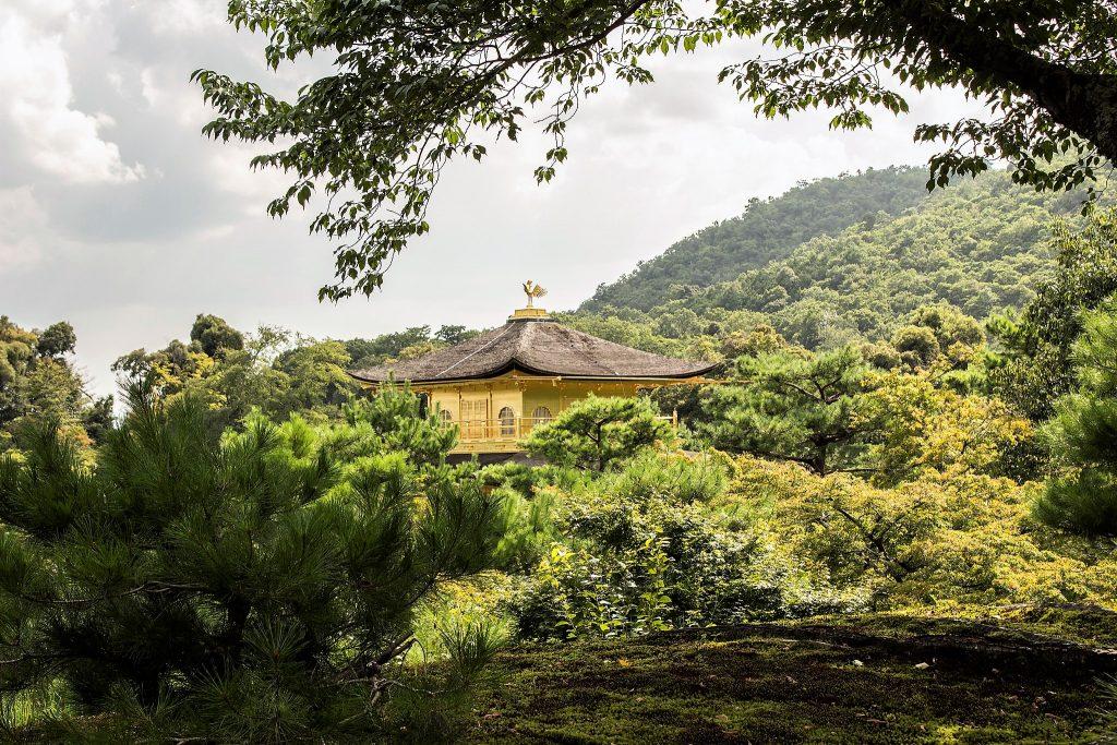 Templo Kinkakuji - do