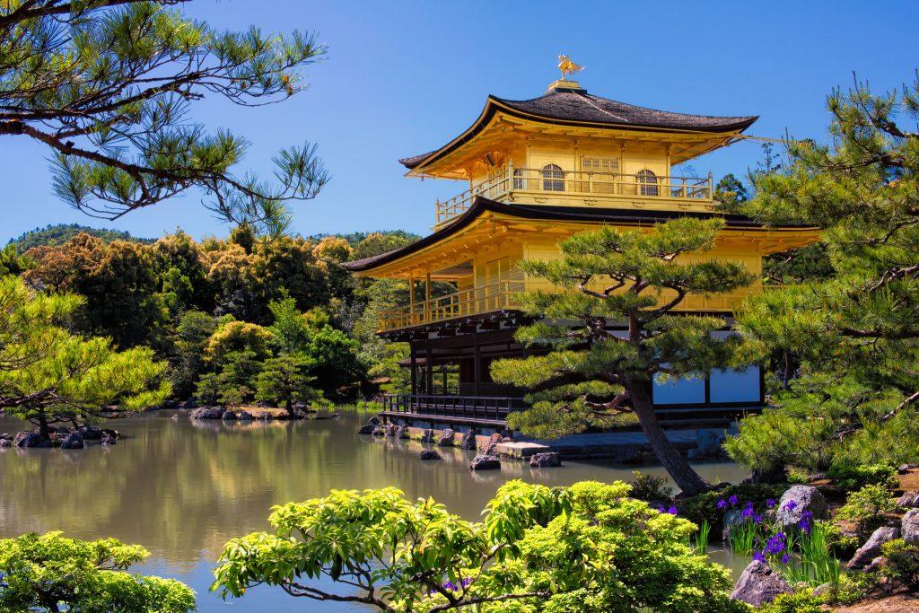 Kinkakuji(Golden Pavilion),Kyoto,Japan - do