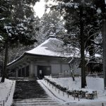 Chuson-ji中尊寺(新覆堂)