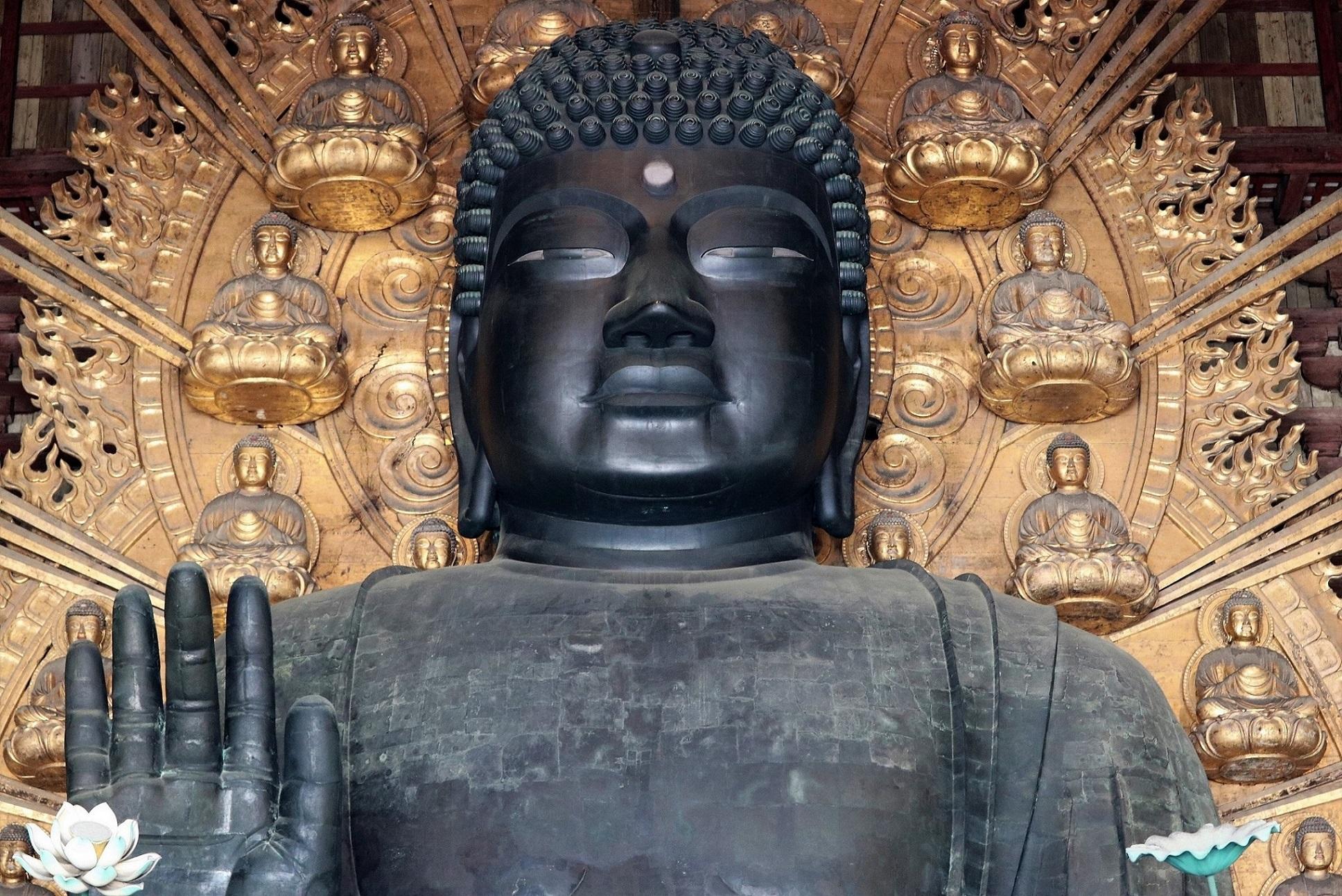 奈良東大寺大仏