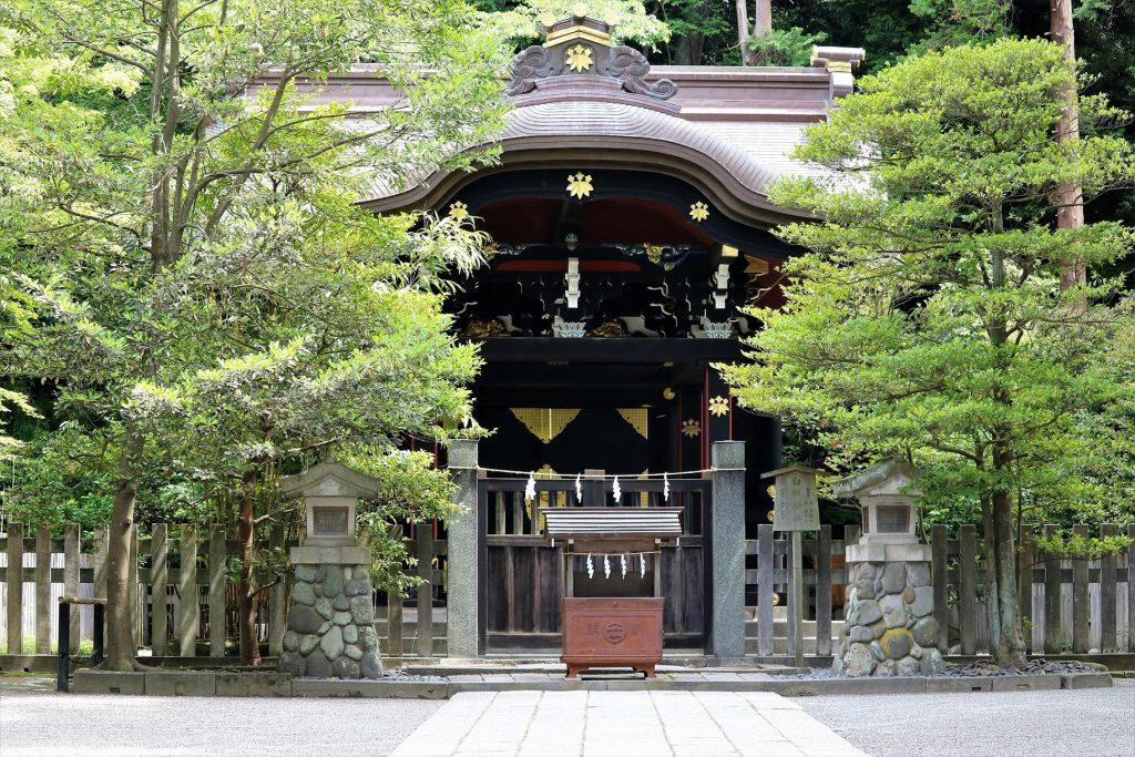 白旗神社(しらはたじんじゃ)