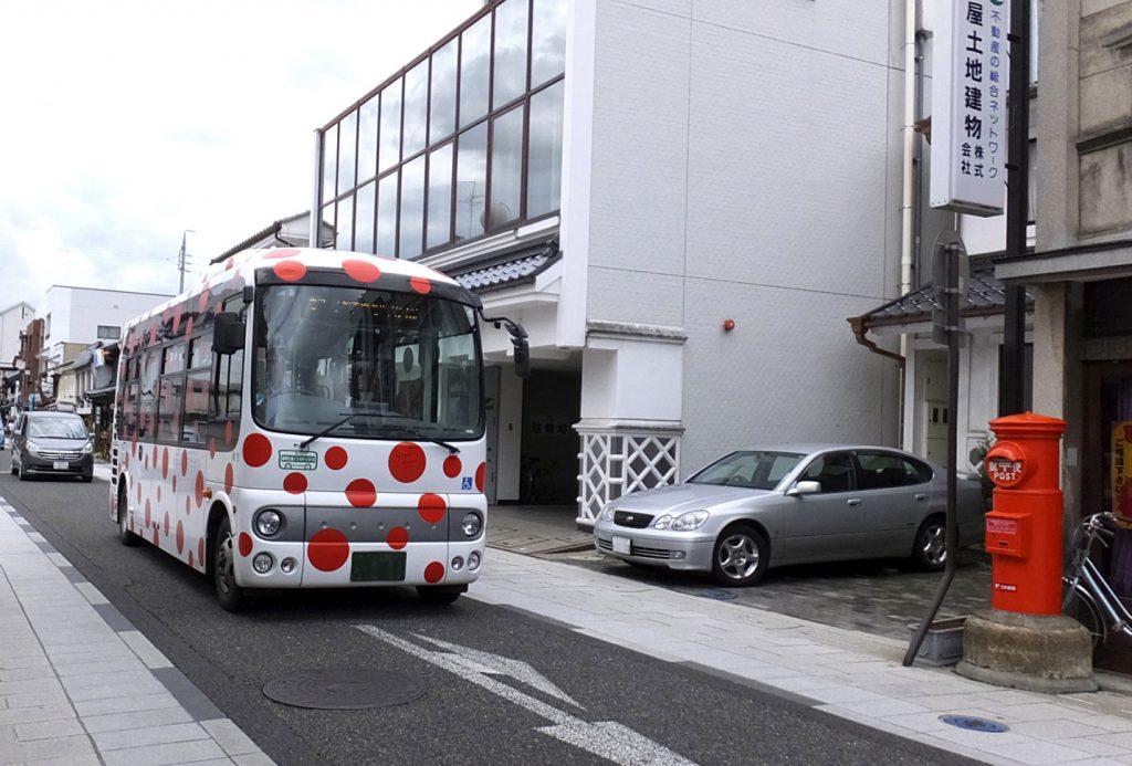 循環バス「タウンスニーカー」
