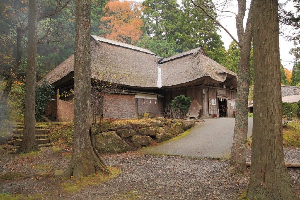 Oga Shinzan Trading Hall