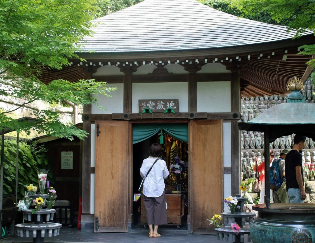 地蔵堂(じぞうどう)