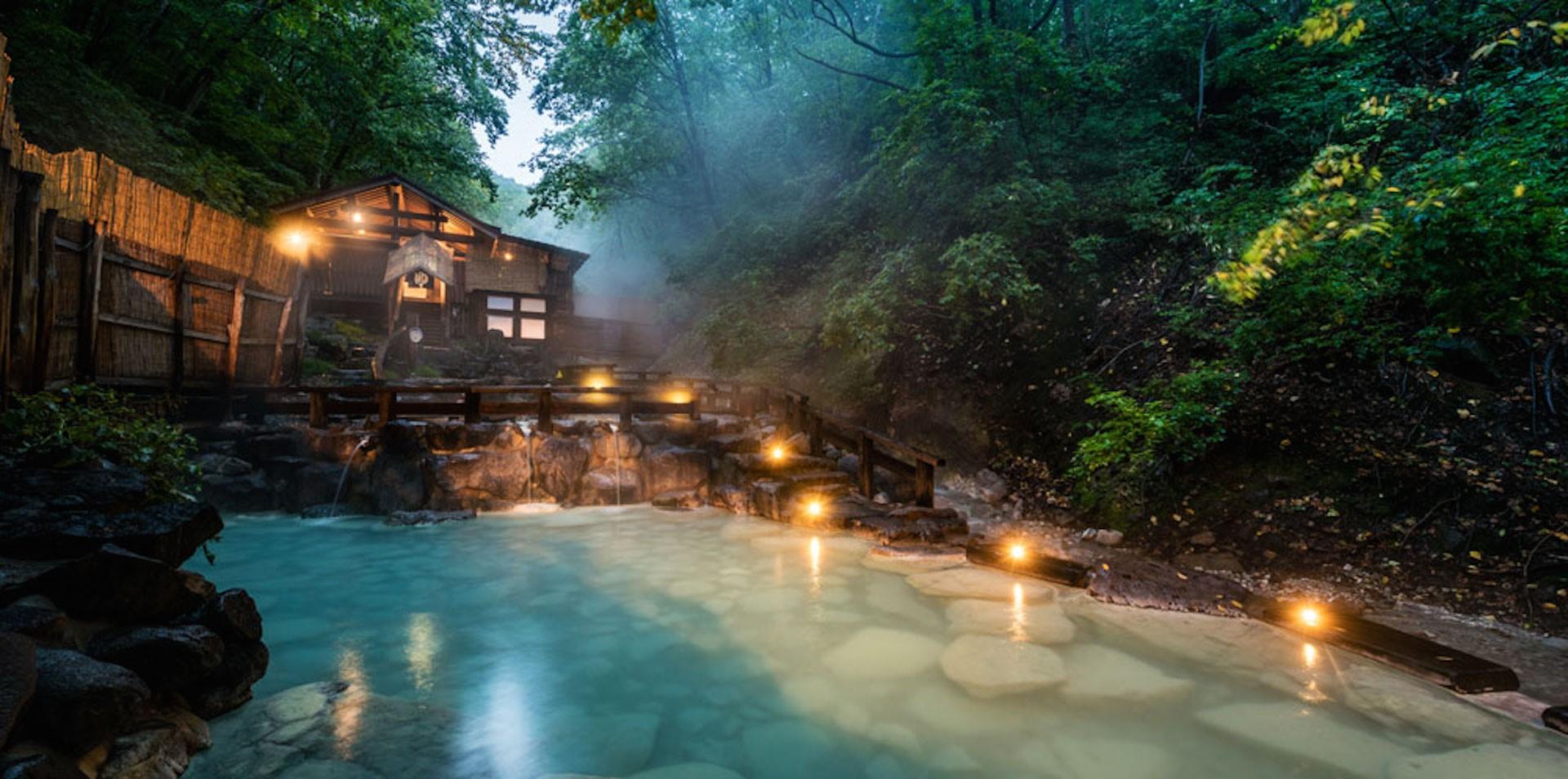 蔵王温泉では共同浴場と日帰り温泉を楽しもう