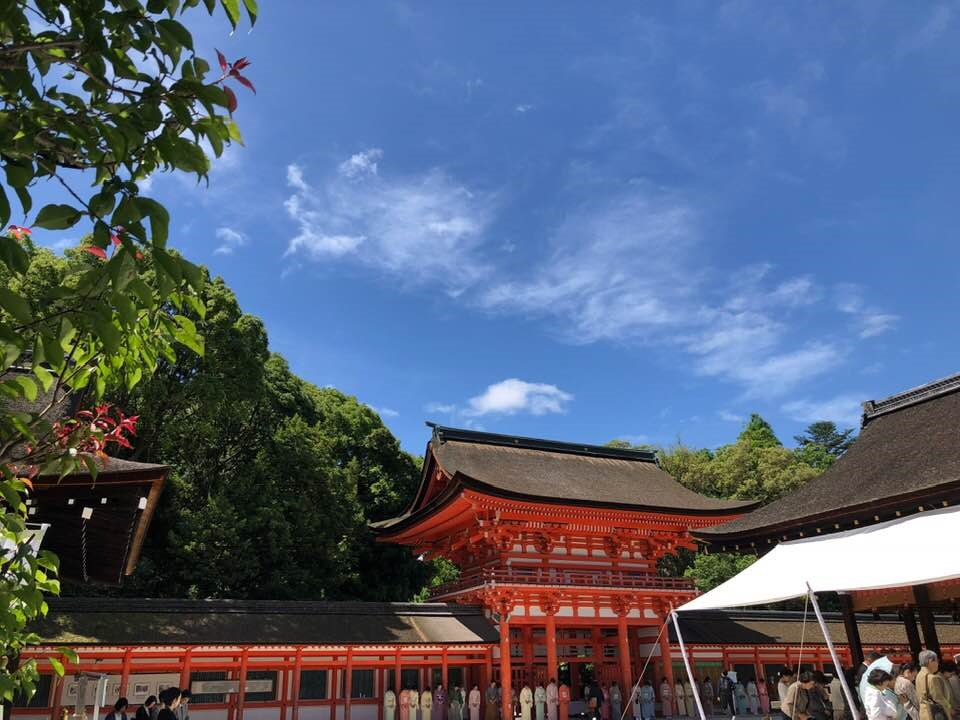世界遺産「下鴨神社」の魅力!周辺スポットもあわせてご紹介!