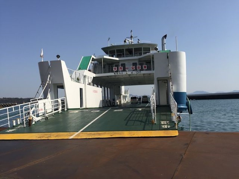 To Osakikamijima Island By Ferry! Enjoy A Great Nature In A Remote Island Only Accessible By Boat